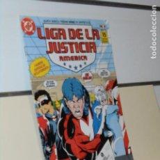 Cómics: LIGA DE LA JUSTICIA DE AMERICA Nº 36 DC - ZINCO. Lote 257689155