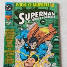 Fumetti: SUPERMAN #25 EN BUEN ESTADO ZINCO. Lote 258083280