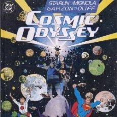 Comics : COSMIC ODYSSEY Nº 1 LIBRO UNO DESIGNIOS - ZINCO DC #. Lote 258874095