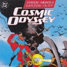 Comics : COSMIC ODYSSEY Nº 2 LIBRO DOS DESASTRE - ZINCO DC #. Lote 258874325