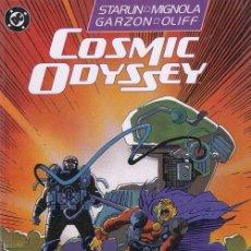 Comics : COSMIC ODYSSEY Nº 3 LIBRO TRES DECISION - ZINCO DC #. Lote 258874425