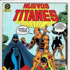 Comics : NUEVOS TITANES Nº 2 - ZINCO 1984. Lote 259042320