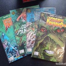 Comics: LA COSA DEL PANTANO MINISERIE DE 4 EPISODIOS COMPLETA. Lote 259224495