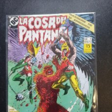 Cómics: LA COSA DEL PANTANO MAXISERIE DE 12 EPISODIOS # 7. Lote 259224800