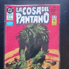 Cómics: LA COSA DEL PANTANO MAXISERIE DE 12 EPISODIOS # 10. Lote 259225045