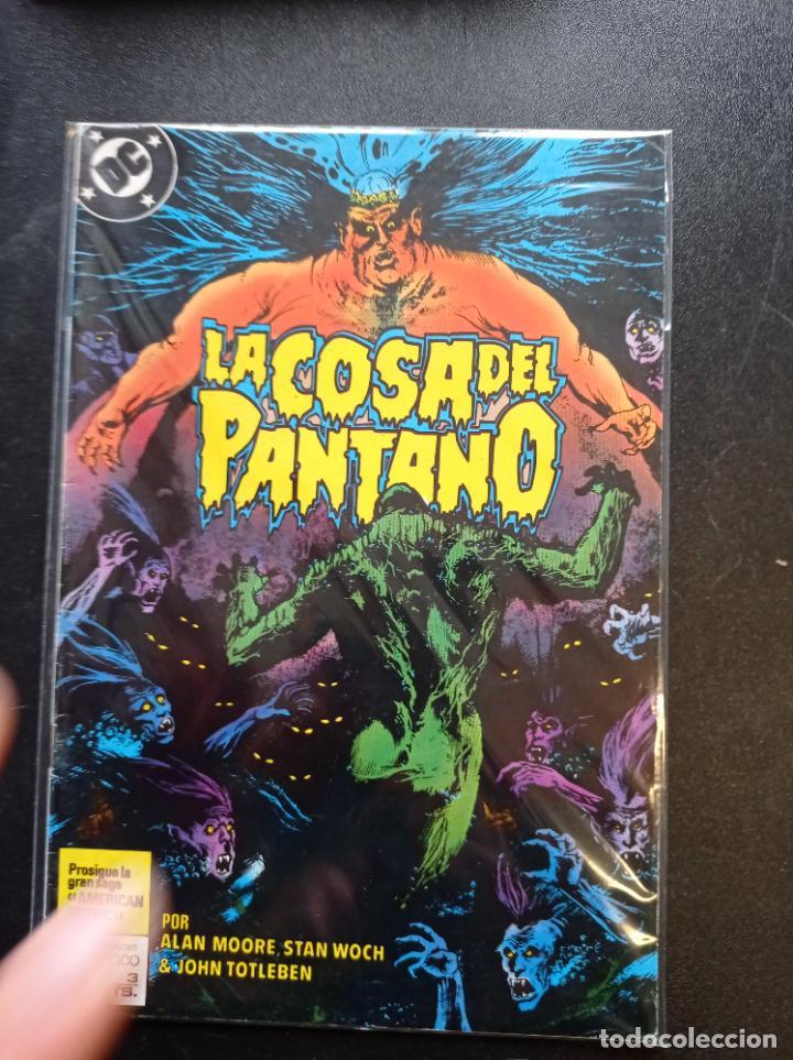 LA COSA DEL PANTANO # 3 (Tebeos y Comics - Zinco - Cosa del Pantano)