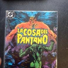 Cómics: LA COSA DEL PANTANO # 3. Lote 259228820