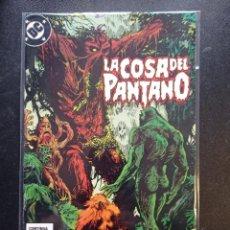 Cómics: LA COSA DEL PANTANO #10. Lote 259229120