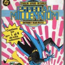 Cómics: ESPECIAL MILLENNIUM Nº 1 RETAPADO CON LOS NUMEROS 1 AL 4 - ZINCO - BUEN ESTADO - OFM15. Lote 259299830