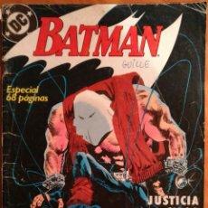 Cómics: COMIC BATMAN Nº1 ESPECIAL 68 PAGINAS. Lote 259710080