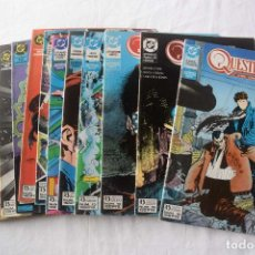 Cómics: QUESTION (LOTE DE 14 EJ) - O´NEIL, COWAN - ED ZINCO 1988. Lote 260042000