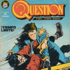 Cómics: QUESTION Nº 3 - ZINCO. Lote 260353250