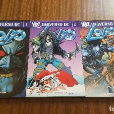 Cómics: LOBO UNIVERSO D.C.. Lote 260840350
