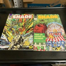 Cómics: SHADE, DE PETER MILLIGAN Y CHRIS BACHALO. EDICIONES ZINCO. COMPLETA. Lote 261158415