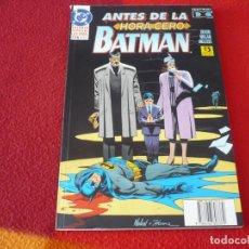 Cómics: BATMAN ANTES DE LA HORA CERO ( DIXON ) ZINCO DC. Lote 261166640
