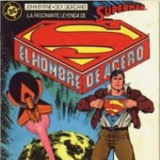 Cómics: SUPERMAN ZINCO 1987 V1 DEL # 1 AL # 69 MUY BUEN ESTADO. Lote 261292390