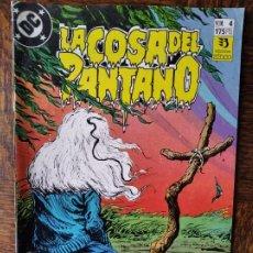 Cómics: LA COSA DEL PANTANO Nº 4 - ALAN MOORE/ VEITCH & ALCALA - DC COMICS/ ZINCO. Lote 261348470