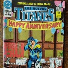 Cómics: LOS NUEVOS TITANES Nº 28 - 2ª SERIE ZINCO DC COMICS -. Lote 261353490