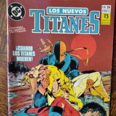 Cómics: LOS NUEVOS TITANES Nº 29 - 2ª SERIE ZINCO DC COMICS -. Lote 261353540