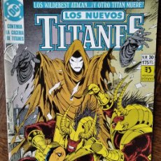 Cómics: LOS NUEVOS TITANES Nº 30 - 2ª SERIE ZINCO DC COMICS -. Lote 261353615