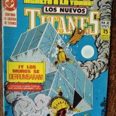 Cómics: LOS NUEVOS TITANES Nº 32 - 2ª SERIE ZINCO DC COMICS -. Lote 261353720