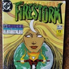 Cómics: FIRESTORM LA GUERRA DE LOS ELEMENTALES. DC PREMIRE Nº 10 - ZINCO/ DC COMICS. Lote 261359535