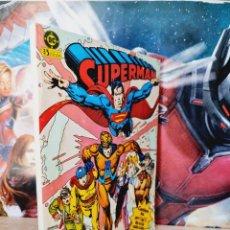 Cómics: MUY BUEN ESTADO SUPERMAN 11 AL 15 RETAPADO TOMO 3 DC EDICIONES ZINCO. Lote 261728415