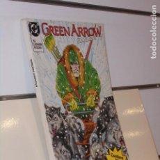 Cómics: RETAPADO GREEN ARROW FLECHA VERDE CONTIENE LOS Nº 5-6-7 Y 8 DE LA COLECCION DC - ZINCO. Lote 261842680