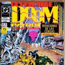 Cómics: DOOM PATROL DC PREMIERE EPISODIO 21 EDICIONES ZINCO. Lote 261900185