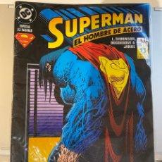 Cómics: SUPERMAN EL HOMBRE DE ACERO 12 - EL REINADO DE LOS SUPERHOMBRES - ZINCO. Lote 262004135