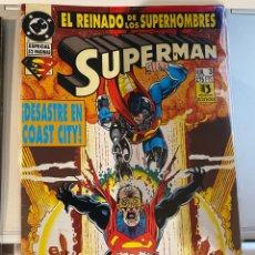Cómics: SUPERMAN 3 - EL REINADO DE LOS SUPERHOMBRES - ZINCO. Lote 262004500