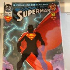 Cómics: SUPERMAN 19 - EL REINADO DE LOS SUPERHOMBRES - ZINCO. Lote 262005550