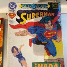 Cómics: SUPERMAN 18 - EL REINADO DE LOS SUPERHOMBRES - ZINCO. Lote 262005605