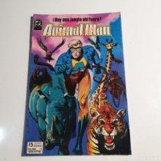Fumetti: CÓMIC, ANIMAL MAN, NUM.1, BUEN ESTADO.. Lote 262133945