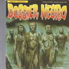 Cómics: DOSSIER NEGRO RETAPADO 169 A 173 (EXTRA 4) ZINCO. Lote 262172635