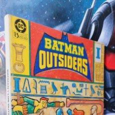 Cómics: MUY BUEN ESTADO BATMAN OUTSIDERS 3 RETAPADO 11 AL 15 CÓMICS DC EDICIONES ZINCO. Lote 262216735