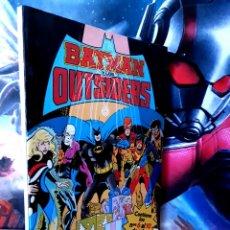 Cómics: BUEN ESTADO BATMAN OUTSIDERS 2 RETAPADO 6 AL 10 CÓMICS DC EDICIONES ZINCO. Lote 262217280