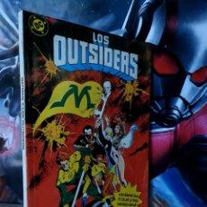 Cómics: MUY BUEN ESTADO BATMAN OUTSIDERS 6 RETAPADO 25 AL 26 ESPECIAL VERANO 88 CÓMICS DC EDICIONES ZINCO. Lote 262217935