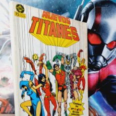 Cómics: BUEN ESTADO NUEVOS TITANES 6 AL 10 RETAPADO 2 DC EDICIONES ZINCO. Lote 262219120