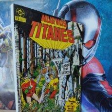 Cómics: MUY BUEN ESTADO NUEVOS TITANES 11 AL 15 RETAPADO 2 DC EDICIONES ZINCO. Lote 262219605