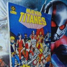 Cómics: MUY BUEN ESTADO NUEVOS TITANES 21 AL 25 RETAPADO 5 DC EDICIONES ZINCO. Lote 262220120