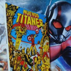Cómics: MUY BUEN ESTADO NUEVOS TITANES 26 AL 30 RETAPADO 6 DC EDICIONES ZINCO. Lote 262220480