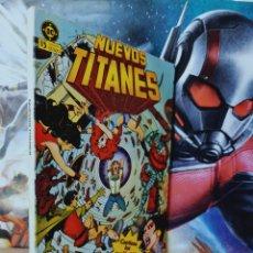 Cómics: CASI EXCELENTE ESTADO NUEVOS TITANES 16 AL 20 RETAPADO 4 DC EDICIONES ZINCO. Lote 262221005