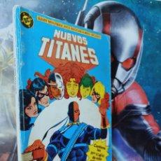 Cómics: NUEVOS TITANES 41 AL 44 RETAPADO 9 DC NORMAL ESTADO EDICIONES ZINCO. Lote 262221590