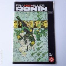 Cómics: RONIN DE FRANK MILLER - LIBRO 2. Lote 262246165