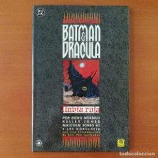 Cómics: BATMAN Y DRÁCULA: LLUVIA ROJA EDICIONES ZINCO. Lote 262247115