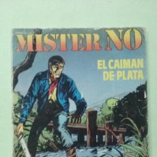 Cómics: MISTER NO. EL CAIMAN DE PLATA, EDICIONES ZINCO AÑO 1982. Lote 262261445