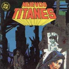 Cómics: NUEVOS TITANES VOL. 1 Nº 34 - ZINCO - BUEN ESTADO. Lote 262288970