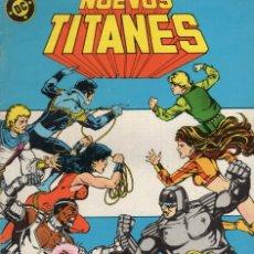 Cómics: NUEVOS TITANES VOL. 1 Nº 39 - ZINCO - BUEN ESTADO. Lote 262289925