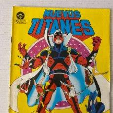 Comics : NUEVOS TITANES VOL 1 ZINCO #22 BASTANTE RARO. Lote 262298015